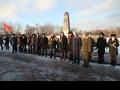 Открытие памятника Защитникам Отечества 2014 год-19
