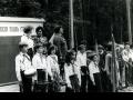 """Пионер-лагерь """"Огонек"""". 1980-ый г. Начальник лагеря Романова Зоя Никифоровна."""