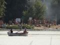 18 августа 2013 года... Пляж на Белом озере... Жара...