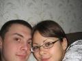 ееее... Ильмира и Ярик. Фотка 2008 года.