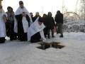 Праздник Крещения Господня в Косино 2011-5