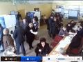Выборы 2012. Фотографии с вэб камер.