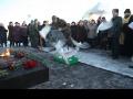 Открытие памятника Защитникам Отечества 2014 год-7