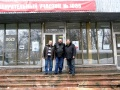 Кандидат в депутаты ВМО Косино-Ухтомское Дмитрий Романов с друзьями