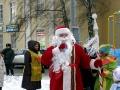 Дед мороз доехал до Косино