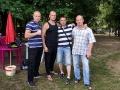 На Кубке Белого озера по пляжному волейболу 2012