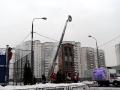 Официальное открытие пожарной части в Кожухово