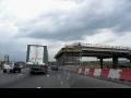 Строительство новой развязки на Новоухтомском шоссе