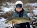 первая рыбалка в этом году