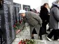 Митинг у стелы в Косино, посвященный 70-летию битвы под Москвой