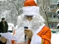 Дед мороз спешит на помощь