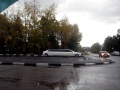В управу приехал префект ВАО и занял своей машиной половину новой парковки)