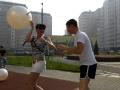 Оля пытается убить Гришу