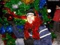Гриша поздравляет всех с новым годом