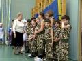 Спортивный праздник 2010 в школе №1022-9