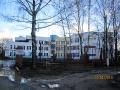 Новый детский сад... так сказать на завершающем этапе строительства.. 2013 год.
