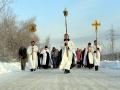 Праздник Крещения Господня в Косино 2011-4