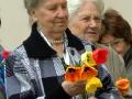 Возложение цветов к мемориальной доске имени Татьяны Макаровой