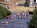 Святое озеро. 23 июля 2010 года. Жара.