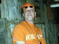 Поверженны, расстроенны, пожухли голландские апельсины