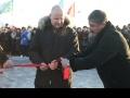 Открытие памятника Защитникам Отечества 2014 год-9