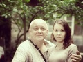 Александр Иваныч и ЮлиВанна. Лето 2013 года.