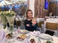 Дочка Лиза и внук Богдан