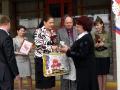 """Вручение копий """"Знамени Победы""""-3"""