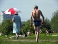 Новый температурный рекорд зафиксирован в Москве в субботу