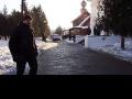 Визит Патриарха Кирилла в Косино. 10 марта 2013 года.