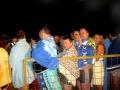 Праздник Крещения на Святом озере 2012