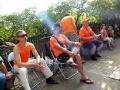 Голландские болельщики в Косино