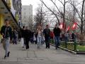 Митингующие у 7-го континента