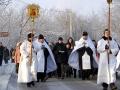 Праздник Крещения Господня в Косино 2011-1