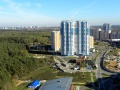 Вид на 9-а микрорайона Кожухово