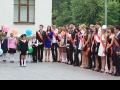 Выпускной в ухтомской школе №1602. май 2013 года.