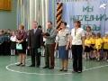 Спортивный праздник 2010 в школе №1022-0