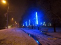 Нью Йорк - Париж - Косино. Второй снег 2013.