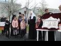 Святейший Патриарх Московский и всея Руси нанёс визит в Косино. Май 2013 года.