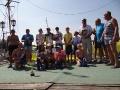 День Нептуна (ВМФ) в Косинском морском клубе 2012-8